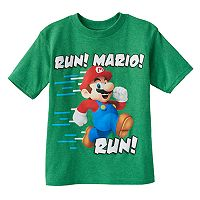 Boys 4-7 Super Mario Bros.