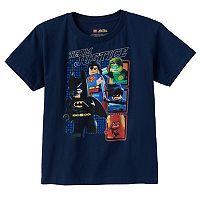 Boys 4-7 LEGO DC Comics