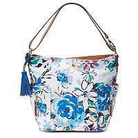 Rosetti Brye Floral Convertible Hobo