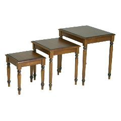 Home Star Products Knob Hill Nesting Table Set