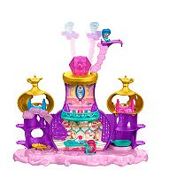 Fisher-Price Shimmer and Shine Teenie Genies Floating Genie Palace Playset