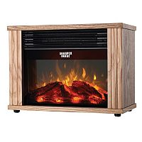 The Sharper Image Electronic Fireplace Heater (IR333)