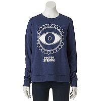 Juniors' Marvel Doctor Strange Graphic Sweatshirt