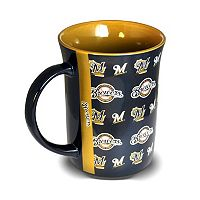 Milwaukee Brewers Line Up Coffee Mug