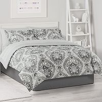 The Big One® Neutral Ogee Bed In A Bag Set