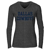 Women's Nike Dallas Cowboys Coaches Tee