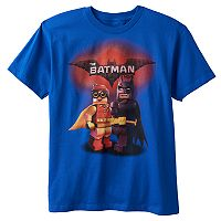 Boys 8-20 The Lego Batman Movie Tee