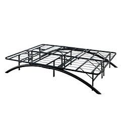 Eco Sense Arch Platform Bed Frame by