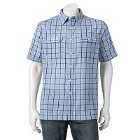 Men's Croft & Barrow® Quick-Dry Easy-Care Button-Down Shirt