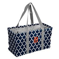 Logo Brand Detroit Tigers Picnic Caddy