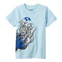 Boys 4-7 Hurley Deep Sea Graphic Tee