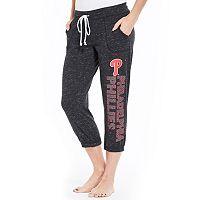 Women's Concepts Sport Philadelphia Phillies Ringer Capri Pants