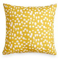Scribble Paint Brush Throw Pillow