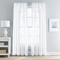 Peri Breeze Sheer Curtain