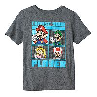 Boys 4-7 Super Mario Bros.