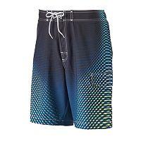 Men's SONOMA Goods for Life™ Geometric Stretch Swim Trunks