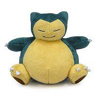 Pokémon Large Snorlax Plush