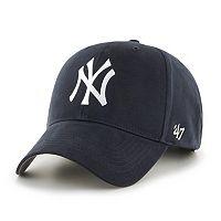 Youth '47 Brand New York Yankees MVP Adjustable Cap