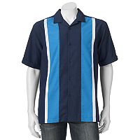Men's Havanera Classic-Fit Embroidered Button-Down Shirt