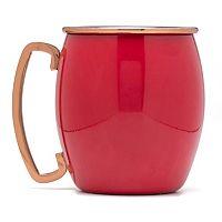 Fiesta 4-pc. Copper Moscow Mule Mug Set