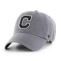 Adult '47 Brand Cleveland Indians Borderland Clean Up Adjustable Cap