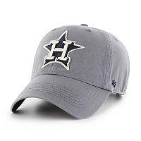 Adult '47 Brand Houston Astros Borderland Clean Up Adjustable Cap