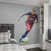 FC Barcelona Neymar Wall Decal by Fathead