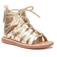 OshKosh B'gosh® Priya 2 Toddler Girls' Gladiator Sandals
