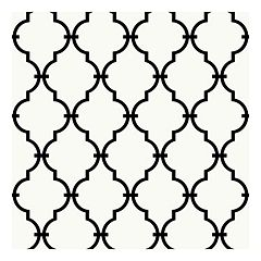 Roommates Trellis Peel & Stick Wallpaper Wall Decal  by