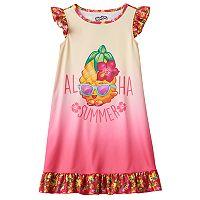 Girls 4-12 Shopkins Pineapple Crush