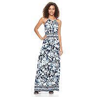 Women's Suite 7 Floral Maxi Dress
