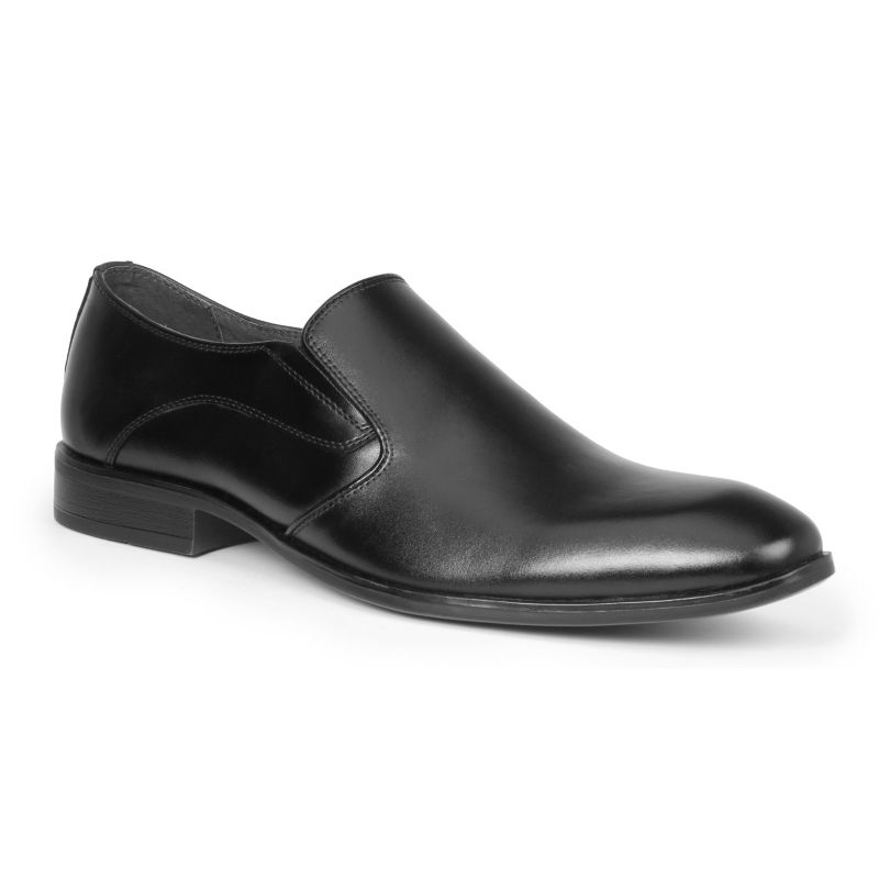 Giorgio Brutini Brosk Men's Slip-On Dress Shoes, Size: medium (11.5), Black thumbnail