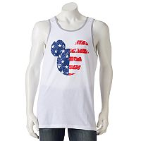 Men's Disney Stars & Stripes Mickey Mouse Tank