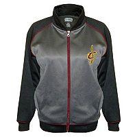 Boys 8-20 Majestic Cleveland Cavaliers Fleece Track Jacket