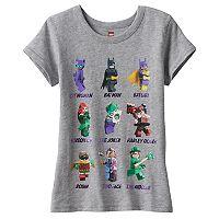 Girls 4-7 DC Comics Lego Batman Graphic Tee