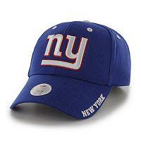 Adult '47 Brand New York Giants Frost MVP Adjustable Cap