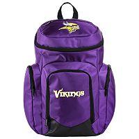 Forever Collectibles Minnesota Vikings Traveler Backpack
