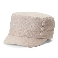 Women's Sonoma Goods for Life™ Triple Button Cadet Hat