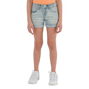 Girls 7-16 Levi's Thick Stitch Shortie Shorts