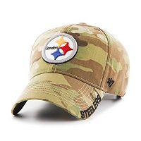 Adult '47 Brand Pittsburgh Steelers Multicam Myers Adjustable Cap