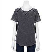 Juniors' Grayson Threads French Terry Top
