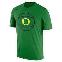 Men's Nike Oregon Ducks Legend Basketball Tee