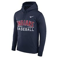Men's Nike Cleveland Indians Circuit Performance Hoodie