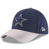 Adult New Era Dallas Cowboys 39THIRTY Sideline Flex-Fit Cap