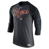 Men's Nike Detroit Tigers AC Dri-FIT Raglan Tee