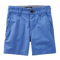 Toddler Boy OshKosh B'gosh Solid Dock Shorts