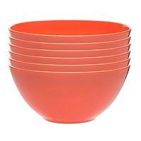 Zak Designs Ella 6-pc. Soup Bowl Set