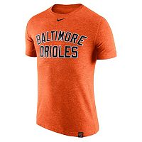 Men's Nike Baltimore Orioles DNA Dri-FIT Tee
