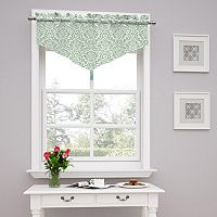 Traditions by Waverly Duncan Damask Valance