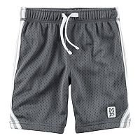 Toddler Boy Carter's Active Mesh Shorts